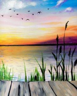 SunsetonPier